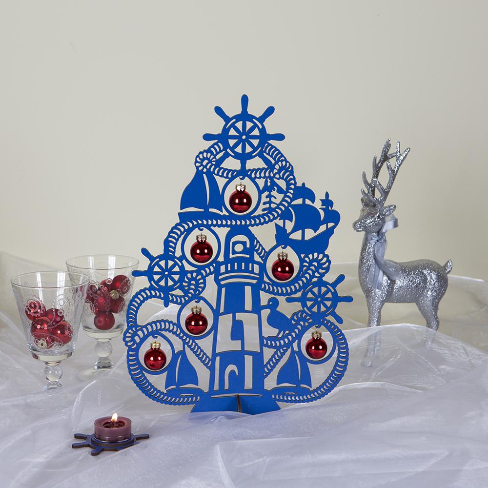 Norddeutscher Weihnachtsbaum