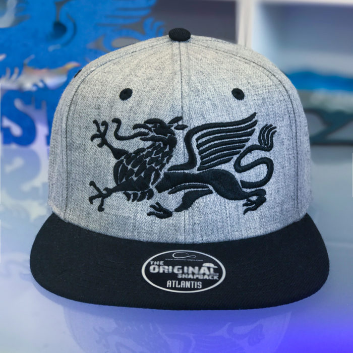 Snap Back mit Rostocker Greif