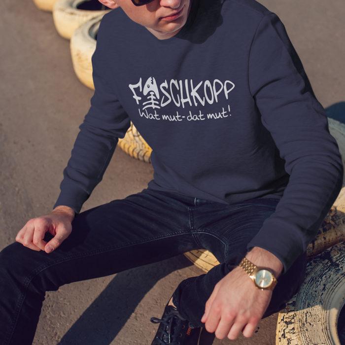 sweatshirt-Fischkopp