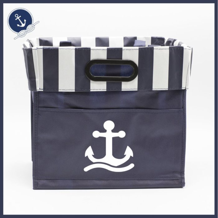 Shopping-bag mit Anker