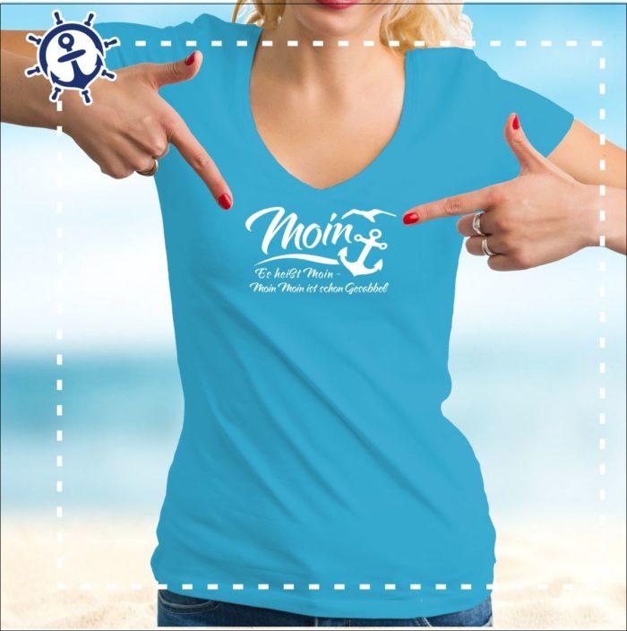 Damenshirt-Moin
