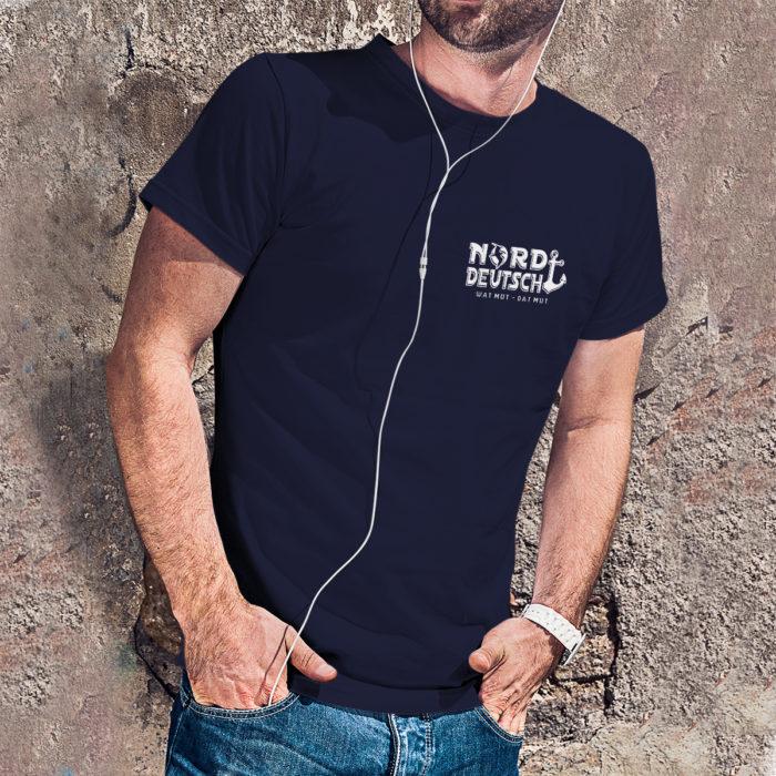 Shirt norddeutsch