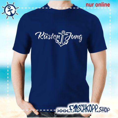 Kultshirt Küstenjung T-Shirt navy
