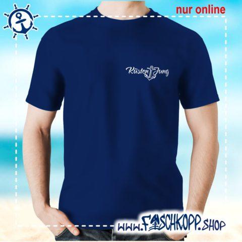 Kultshirt Küstenjung klein T-Shirt navy