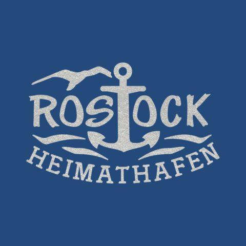 Rostock Heimathafen silber