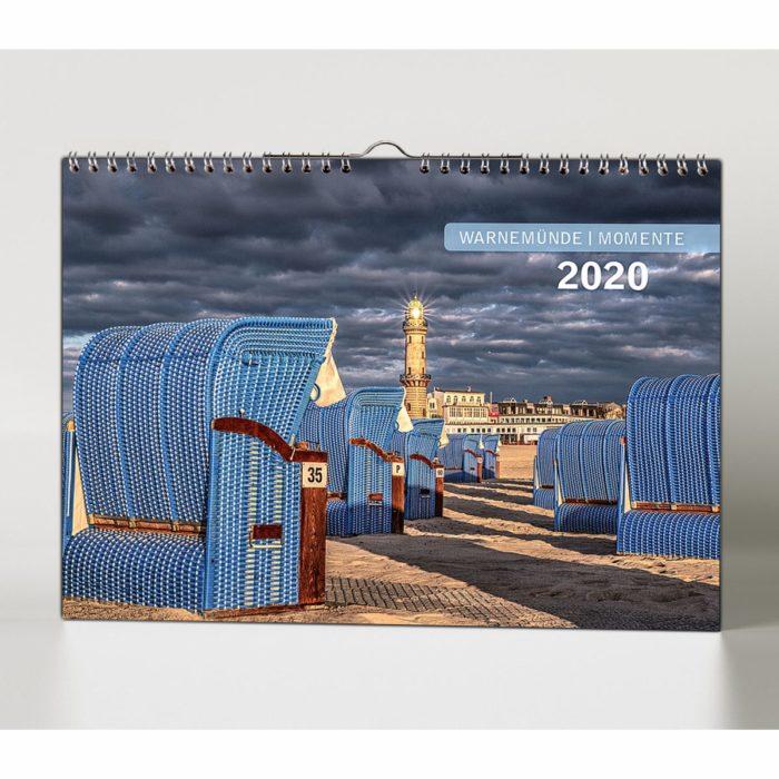 Bildkalender Rostock und Warnemünde 2020 2