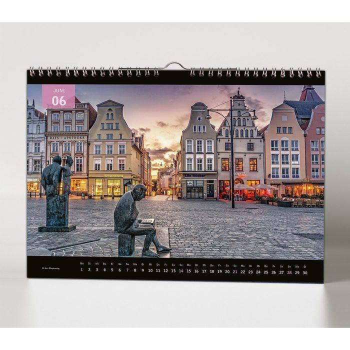 Bildkalender Rostock und Warnemünde 2020 7
