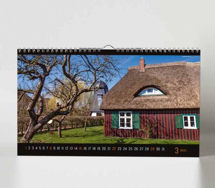 Kalender 2020 OstseeTräume 03