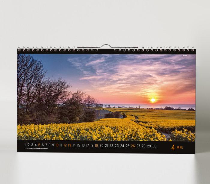 Kalender 2020 OstseeTräume 04