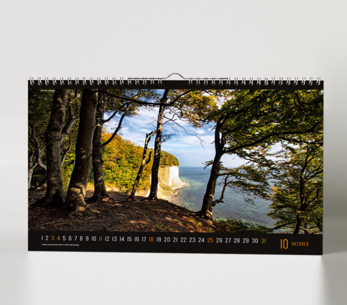 Kalender 2020 OstseeTräume 10