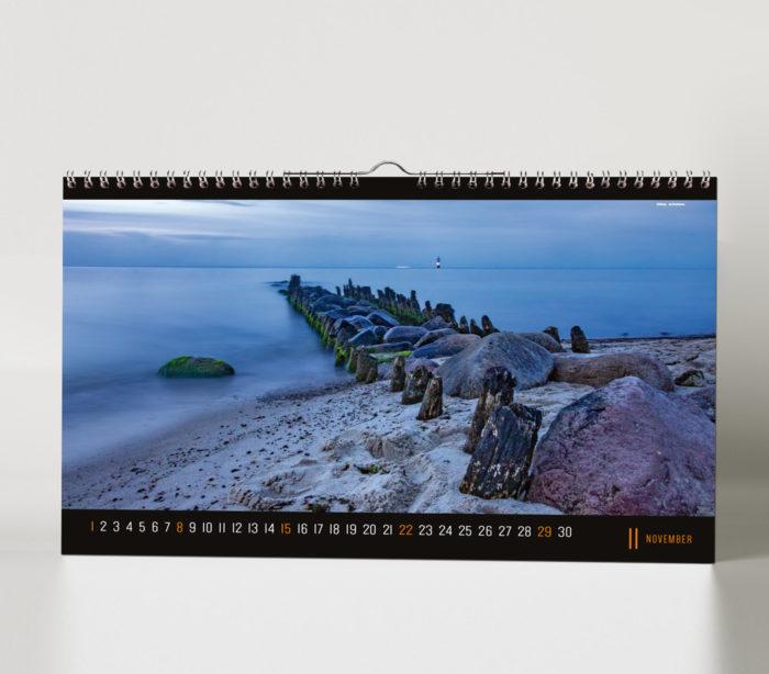 Kalender 2020 OstseeTräume 11