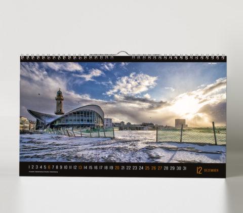 Kalender 2020 OstseeTräume 12