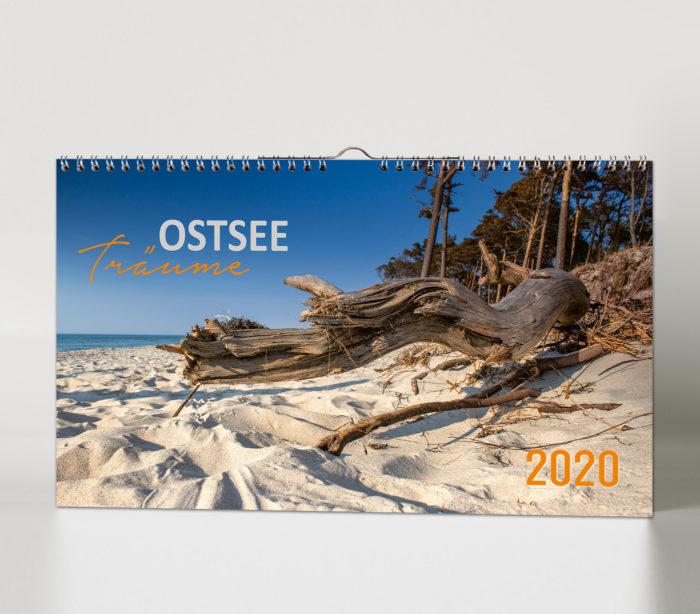 Kalender 2020 OstseeTräume Titel