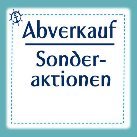 Abverkauf / Sonderaktionen
