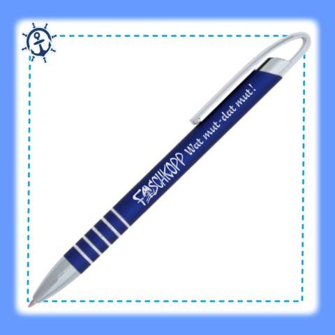 Kugelschreiber Fischkopp Dakota Soft