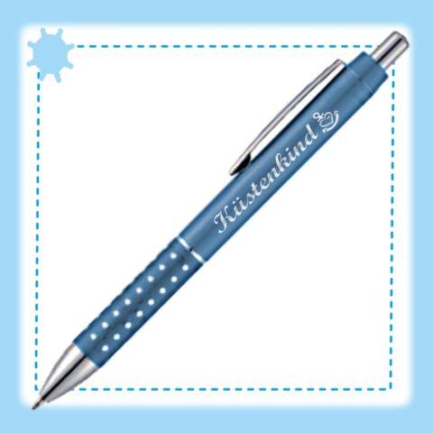 kugelschreiber-kuestenkind-blau-matt