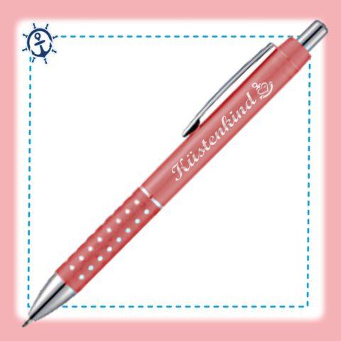 kugelschreiber-kuestenkind-rose-matt