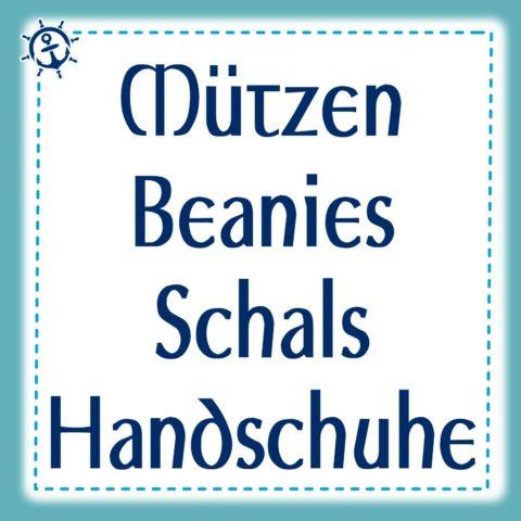 Mützen-Beanies-Schals-Handschuhe